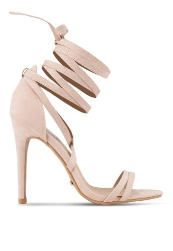 Billini beige Chiara Heels BI606SH06RGZMY_1