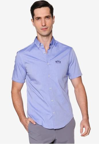 BOSS blue Biadia Regular Fit Shirt 41FC5AAC9C25E9GS_1