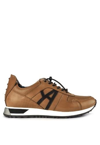Andre Valentino brown Men Shoes 01051Za 63088SH2018EC1GS_1