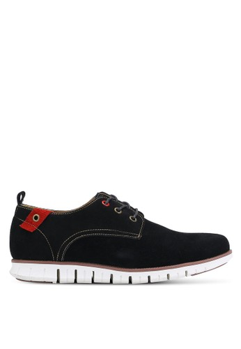 Knight black Casual Weekend Shoes KN875SH0RF8SMY_1