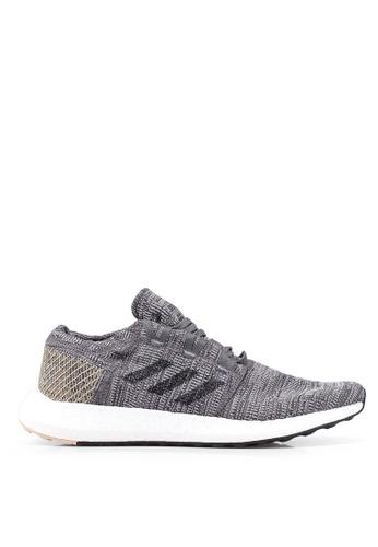 bf6a47ec3f0a2 adidas grey adidas pureboost go shoes EF609SHDCFCD49GS 1