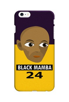 Black Mamba Hard Case for iPhone 6 Plus