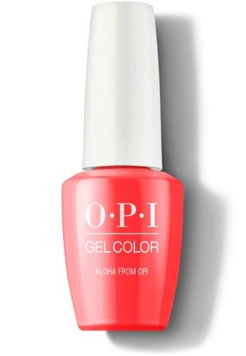 O.P.I GCH70A - GelColor - Aloha from OPI 15mL 7E62BBE0FD065CGS_1