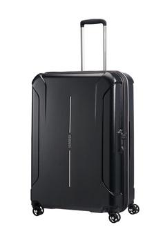 75c07eead1f4 American Tourister black American Tourister Technum Spinner 77 28 Exp TSA  AM536AC0FAIUSG 1
