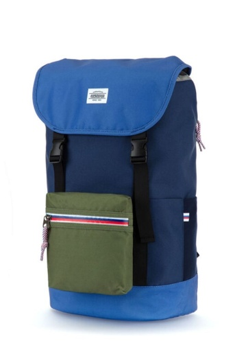American Tourister blue American Tourister Colton Backpack 1 52455AC875C568GS_1
