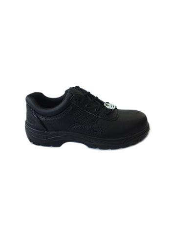 Skechers black Skechers Men WORK - 999802BLK 607F7SHA777D55GS_1