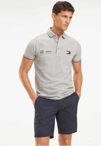 50a98b27 Shop Tommy Hilfiger Mercedes Benz Logo Polo Shirt Online on ZALORA  Philippines
