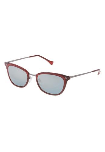Police red POLICE Impact 4 Sunglasses SPL188M 99NX PO706AC20OWXMY_1
