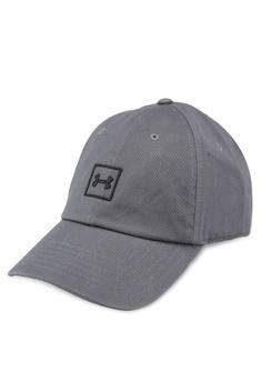 37949b6430d Under Armour grey Men s Washed Cotton Cap E7972ACF2F6ED9GS 1