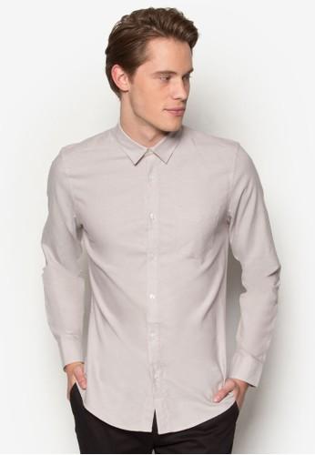 牛津長袖襯衫, 服飾, esprit 高雄襯衫