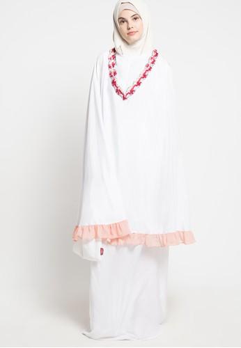 Tatuis white and orange Adair Tasanee TA675AA68UPVID_1