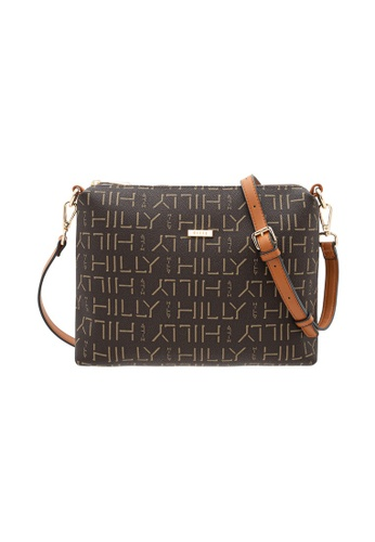 HILLY brown Hilly Lolly Sling Bag 6D033AC2FFC0A0GS_1