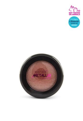 Australis n/a Metallix Eyeshadow Bronze Marley 866DBBEEFBA6B5GS_1