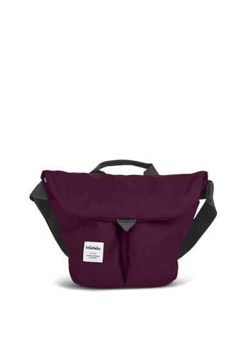 Hellolulu red Kasen - All Day Shoulder Bag AB80AAC3C614CAGS_1