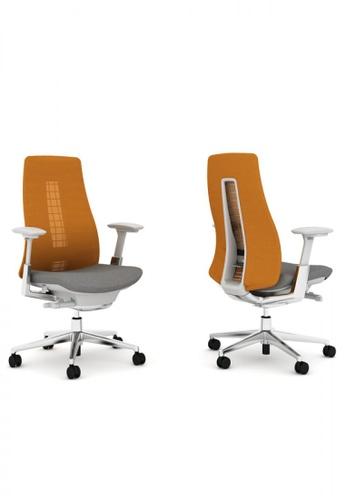 Haworth yellow Fern Task Office Chair 578ADHL0A3362EGS_1
