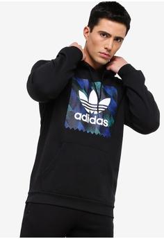 1d0fb0bfeca adidas black adidas originals towning hoodie 2744EAA77D306FGS_1