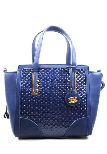 Kimbel International blue HGZ28081 Handbag with Sling KI262AC0J9WYPH_1