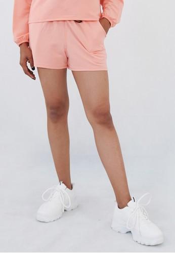Corenation Active orange Velda Shorts - Peach 4D67DAA6BB5E41GS_1