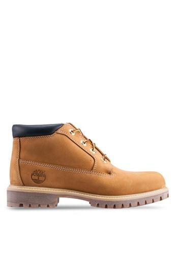 Timberland brown Premium Waterproof Chukka Boots 6C85CSH5A430AEGS_1