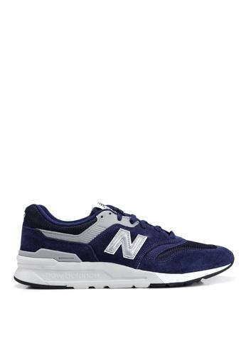 New Balance navy 997H Lifestyle Shoes F203DSHD52998FGS_1