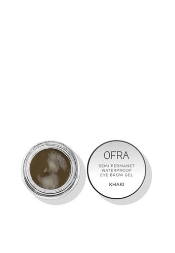 OFRA brown Eyebrow Gel- Khaki 85869BEB021EA4GS_1