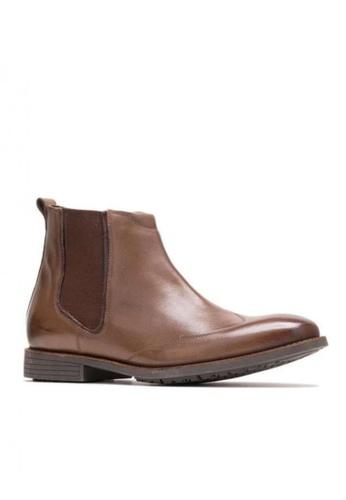 Hush Puppies brown Mudi Chelsea Boot M 9E0D0SH9C53948GS_1