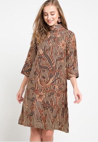 Batik Martha multi and brown Iskanti FF609AA7CAECADGS_1