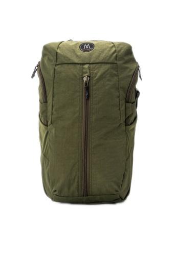 MORAL green Umago Backpack - Basil 56A71AC6C62D70GS_1