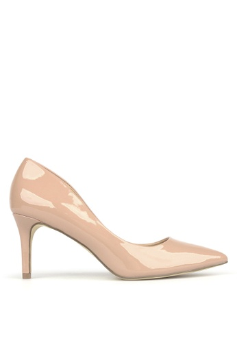 Betts pink Empower Pointed Toe Pumps 9902BSH9460333GS_1