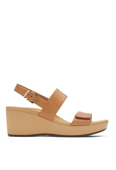 90cfeb75fef WEDGE SANDALS Online @ ZALORA Singapore