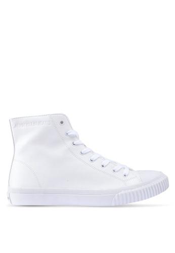 Calvin Klein white Icaro Sneakers D97A5SH979941BGS_1