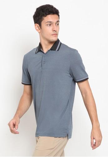 Jack Nicklaus black Enderby Premium Polo Shirt 88BA0AA5166741GS_1