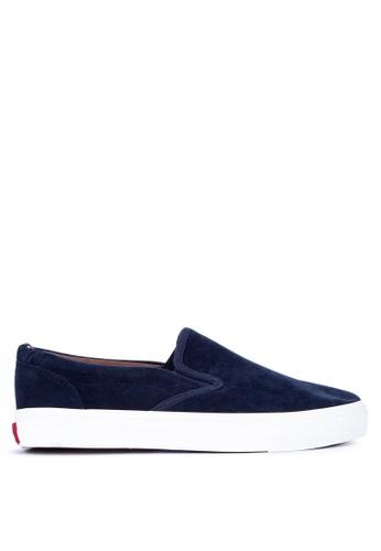 H2Ocean navy Colton Sneakers Slip On DCE1FSHEA5468CGS_1