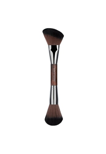 MAKE UP FOR EVER brown #158 2-ENDED SCULPTING BRUSH 7AE0FBE53F9F3DGS_1