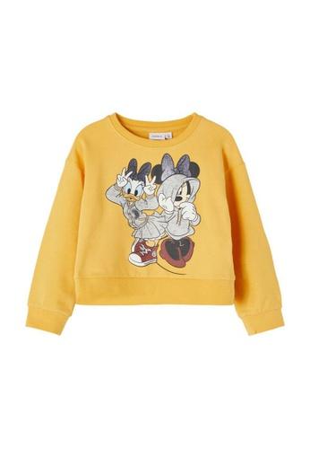NAME IT yellow Minnie Astrid Oversize Sweatshirt C7DF6KA8C9C7EFGS_1