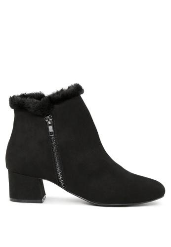 London Rag 黑色 黑色踝靴 SH1712 83AB3SH29DDD39GS_1