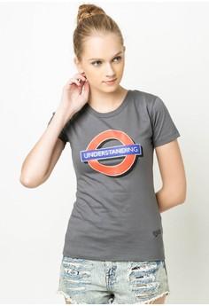 Ladies Standing T-shirt