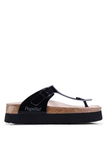 6f109d17706 Shop Birkenstock Gizeh Platform Birko-Flor Sandals Online on ZALORA  Philippines