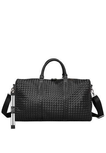 Twenty Eight Shoes Fashion Woven Travel Bag ET19010 87549ACA0D3EA9GS_1