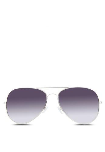 esprit鞋子飛行員太陽眼鏡, 飾品配件, 飛行員框