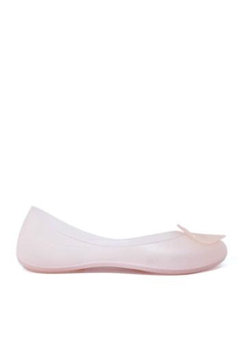 Twenty Eight Shoes Jelly Heart Ballet Flats 658-1 D91D8SHF326807GS_1