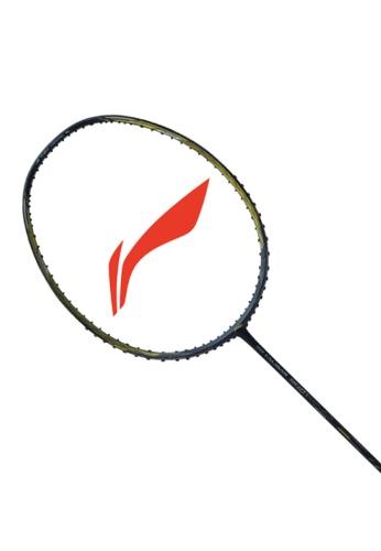 Li-Ning black and gold Li-Ning Badminton Racquet 3D Calibar 900I 56CD6SE8EC708DGS_1