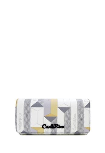 Carlo Rino beige Carlo Rino 0303962-501-52 Wallet (Beige) 263A8AC06CEEDCGS_1