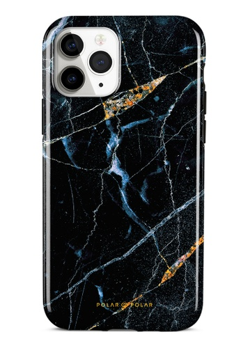 Polar Polar black Midnight Marble Dual-Layer Tough Case Glossy For iPhone 11 Pro 297EEACE02E7D5GS_1