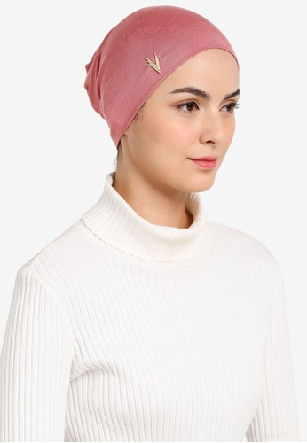 VERCATO pink Premium Lyna Inner Snowcap Cotton Lycra 8C730AA37A72A5GS_1