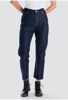 8843c5ffe04 6% OFF Levi s Womens Levi s® Engineered Jeans™ Slouch Taper 72952-0000 S   169.90 NOW S  159.87 Available in several sizes