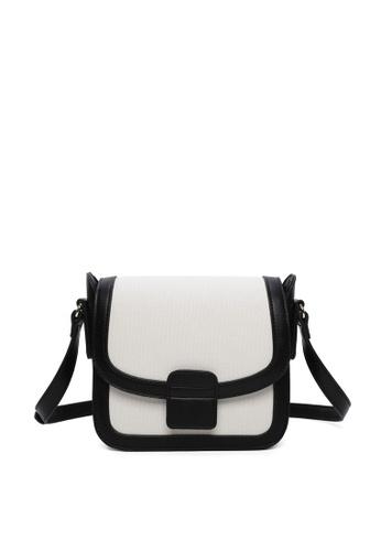 Milliot & Co. 黑色 Sabrina Sling Bag 21834AC3476D03GS_1