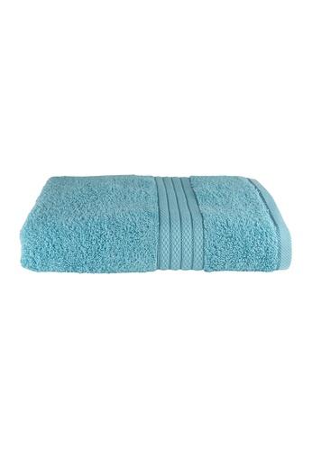 Charles Millen SET OF 2 Charles Millen Suite Collection 100% Combed Cotton Pace Bath Towel 60 x 120cm ( 320g ). 89324HL266F667GS_1