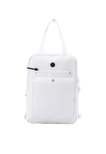 MORAL white Budd Backpack - Regular - Bright White 9CB95ACB965C3AGS_1