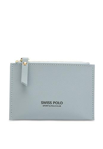 Swiss Polo blue Casual Mini Purse F5AD2ACFF3743FGS_1